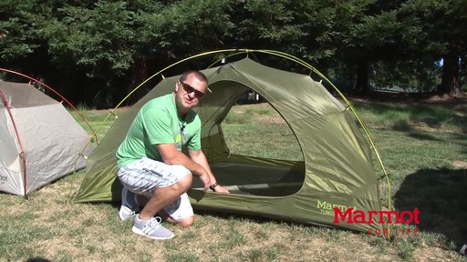MARMOT Tungsten 3P Tent - image 5 from the video