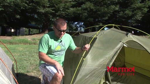 MARMOT Tungsten 3P Tent - image 6 from the video