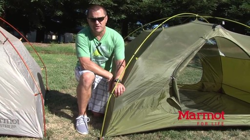 MARMOT Tungsten 3P Tent - image 7 from the video