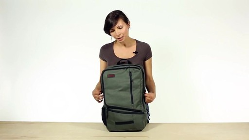 TIMBUK2 Q Daypack - image 4 from the video