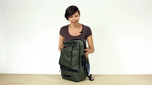 TIMBUK2 Q Daypack - image 6 from the video
