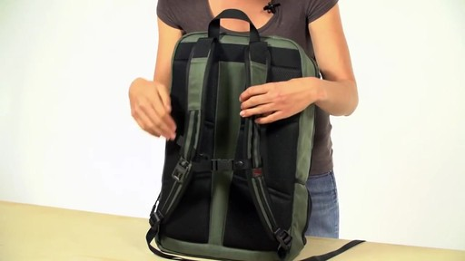 TIMBUK2 Q Daypack - image 9 from the video
