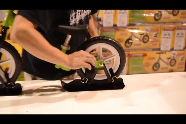 STRIDER Snow Strider Ski Accessory Kit (INSTALL) - image 9 from the video