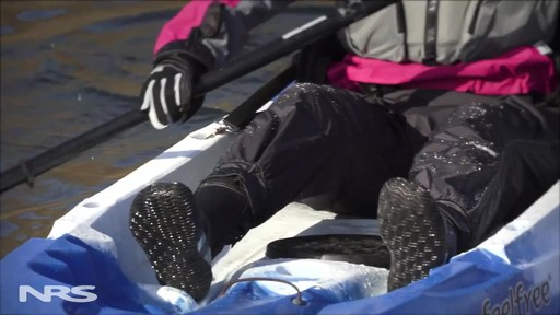 NRS Paddle Wetshoes - image 10 from the video