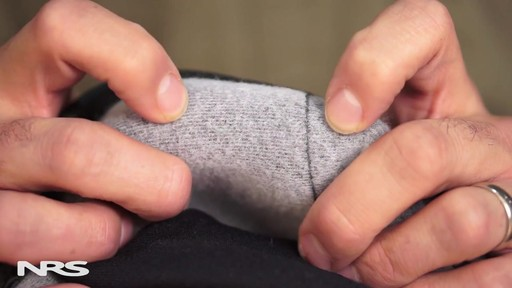 NRS Paddle Wetshoes - image 5 from the video