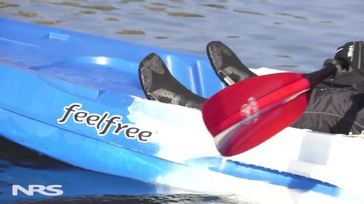 NRS Paddle Wetshoes - image 7 from the video