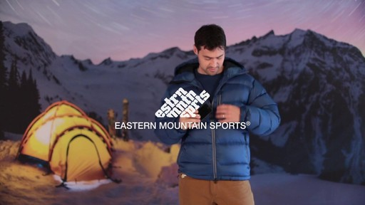EMS Men's Ice Down Jacket - image 1 from the video