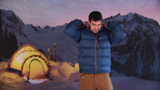 EMS Men's Ice Down Jacket - image 3 from the video