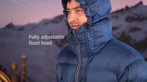 EMS Men's Ice Down Jacket - image 4 from the video