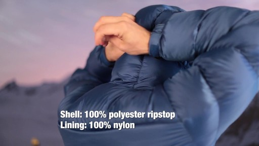 EMS Men's Ice Down Jacket - image 5 from the video