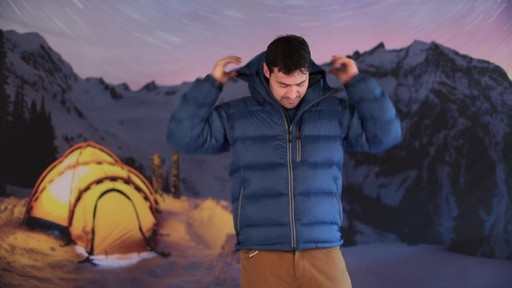 EMS Men's Ice Down Jacket - image 7 from the video