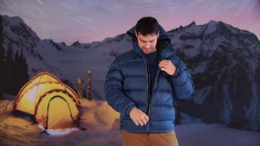 EMS Men's Ice Down Jacket - image 8 from the video