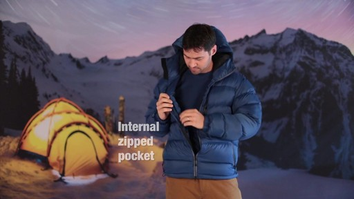 EMS Men's Ice Down Jacket - image 9 from the video