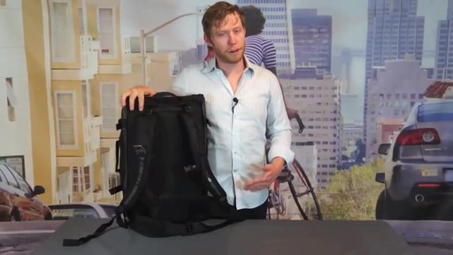 TIMBUK2 Aviator Travel Pack - image 1 from the video