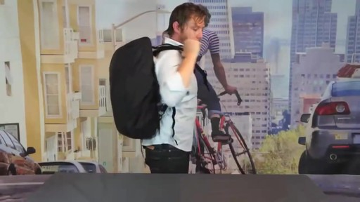 TIMBUK2 Aviator Travel Pack - image 10 from the video