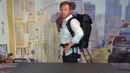 TIMBUK2 Aviator Travel Pack - image 2 from the video