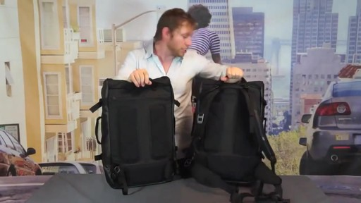 TIMBUK2 Aviator Travel Pack - image 3 from the video