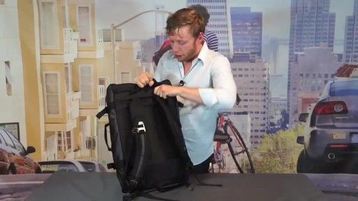 TIMBUK2 Aviator Travel Pack - image 4 from the video