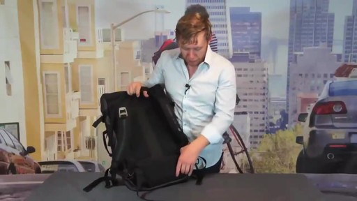 TIMBUK2 Aviator Travel Pack - image 5 from the video