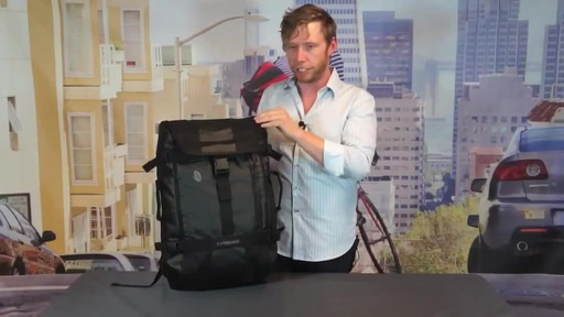 TIMBUK2 Aviator Travel Pack - image 6 from the video