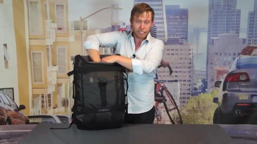 TIMBUK2 Aviator Travel Pack - image 7 from the video