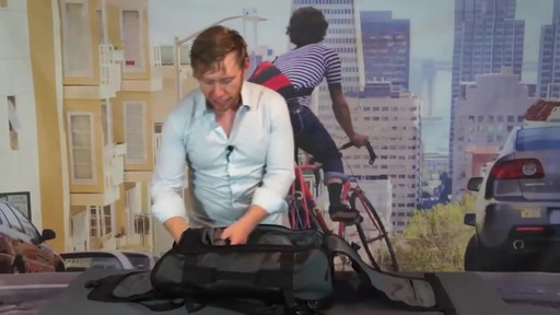 TIMBUK2 Aviator Travel Pack - image 8 from the video