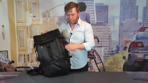 TIMBUK2 Aviator Travel Pack - image 9 from the video