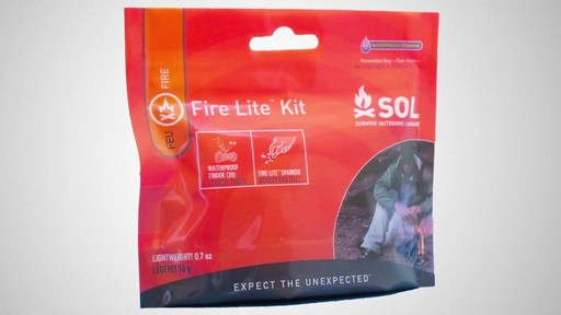 AMK SOL Fire Lite Kit - image 1 from the video