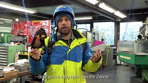 JULBO Zebra Lens - image 7 from the video
