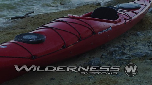 WILDERNESS SYSTEMS Tarpon Kayak - image 2 from the video