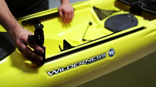 WILDERNESS SYSTEMS Tarpon Kayak - image 7 from the video