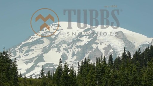 TUBBS Flex RDG Snowshoes - image 1 from the video