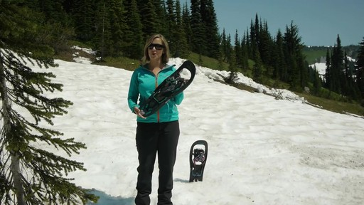 TUBBS Flex RDG Snowshoes - image 4 from the video