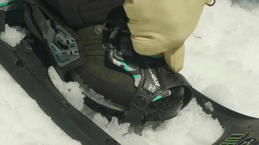 TUBBS Flex RDG Snowshoes - image 5 from the video
