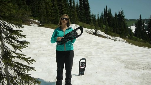 TUBBS Flex RDG Snowshoes - image 8 from the video