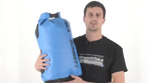 SEA TO SUMMIT Hydraulic Dry Bags and Packs - image 1 from the video