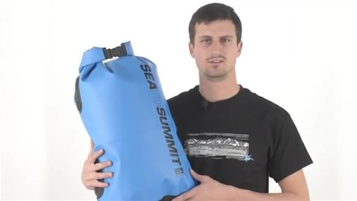 SEA TO SUMMIT Hydraulic Dry Bags and Packs - image 2 from the video