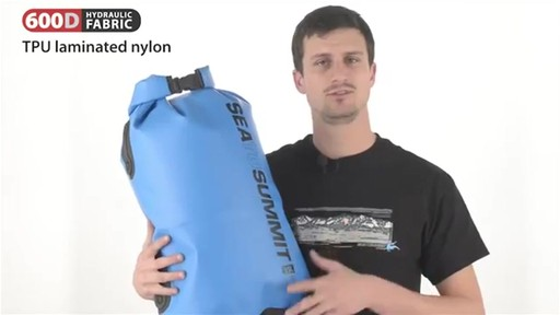 SEA TO SUMMIT Hydraulic Dry Bags and Packs - image 3 from the video