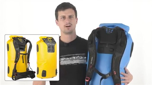 SEA TO SUMMIT Hydraulic Dry Bags and Packs - image 7 from the video