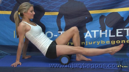 PRO-TEC Y Roller - Hamstring Muscles - image 6 from the video