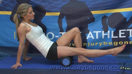 PRO-TEC Y Roller - Hamstring Muscles - image 7 from the video