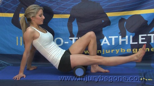PRO-TEC Y Roller - Hamstring Muscles - image 8 from the video