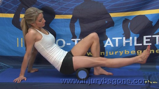 PRO-TEC Y Roller - Hamstring Muscles - image 9 from the video