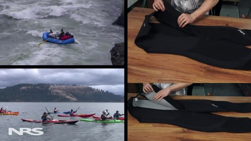 NRS Men's Wetsuit Line - image 1 from the video