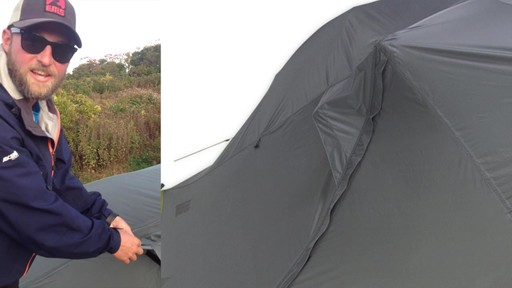 EMS Velocity 1 Tent Review - image 6 from the video