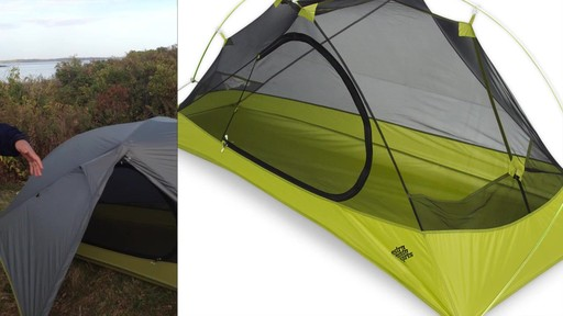 EMS Velocity 1 Tent Review - image 8 from the video  sc 1 st  Eastern Mountain Sports & EMS Velocity 1 Tent Review » Eastern Mountain Sports
