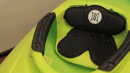 PERCEPTION Prodigy XS Kayak - image 2 from the video