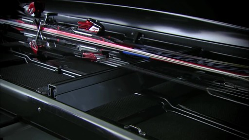 THULE Dynamic 900 Chrome Limited Edition Cargo Box - image 9 from the video