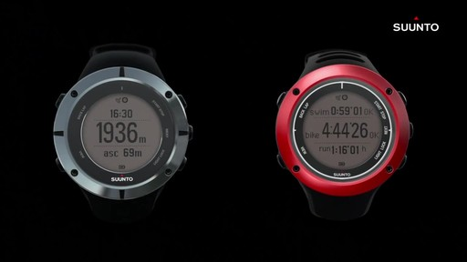 SUUNTO Ambit2 - image 10 from the video