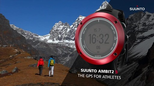 SUUNTO Ambit2 - image 2 from the video